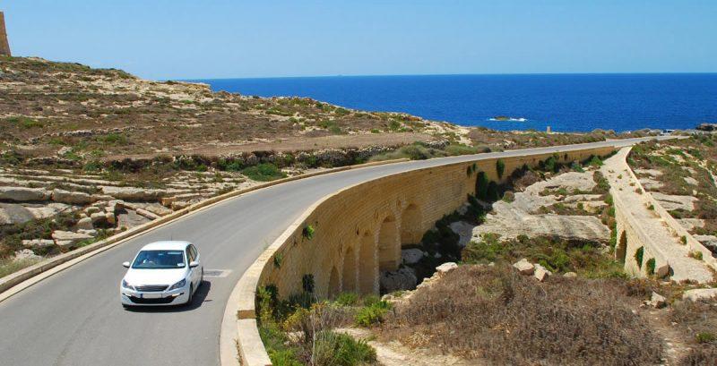Malta'da Araba Kiralamak